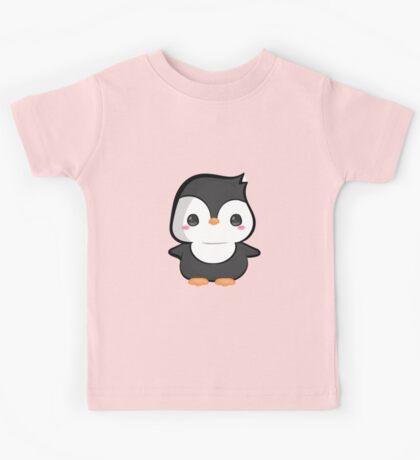 Cute Baby Penguin Kids Tee