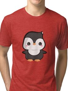 Cute Baby Penguin Tri-blend T-Shirt