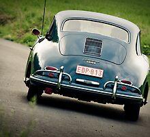 1959 Porsche 356A 1600 Super Coupé by Paul Peeters
