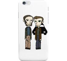 Sam & Dean 3 iPhone Case/Skin