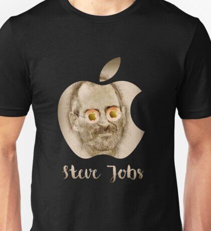 Steve Jobs - Apple Inc. Unisex T-Shirt