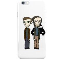 Dean & Sam 3 iPhone Case/Skin