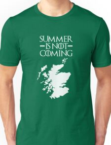 summer is not coming Unisex T-Shirt