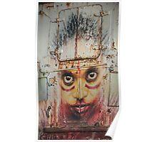 Urban Faces Poster