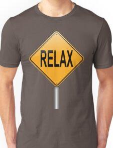 Relax concept. Unisex T-Shirt