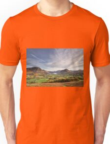 Low Fell Vista, Lake District Unisex T-Shirt