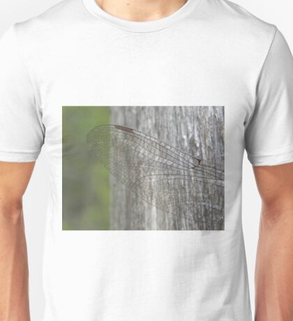 Dragonfly Wing Unisex T-Shirt