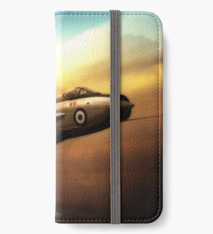 Lightning Top Tanks iPhone Wallet/Case/Skin