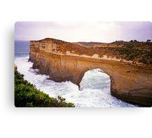 Great Ocean Road, Victoria - Arch in Headland Canvas Print