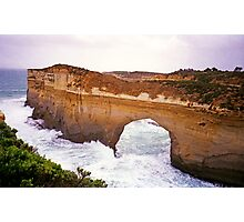 Great Ocean Road, Victoria - Arch in Headland Photographic Print