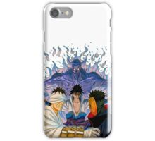 Danzo & Sasuke & Obito iPhone Case/Skin