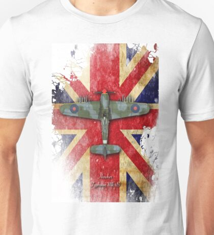 Hawker Typhoon Mk.IB Unisex T-Shirt