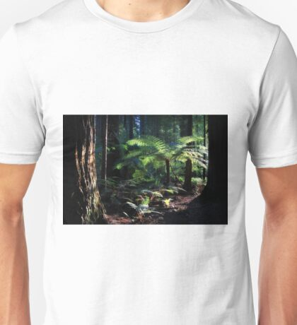 redwoods, rotorua Unisex T-Shirt