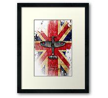 Spitfire Mk.XII Framed Print