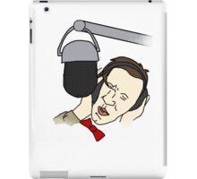 Backing Vocals iPad Case/Skin