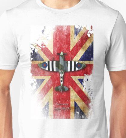Supermarine Spitfire Mk.IXc Unisex T-Shirt
