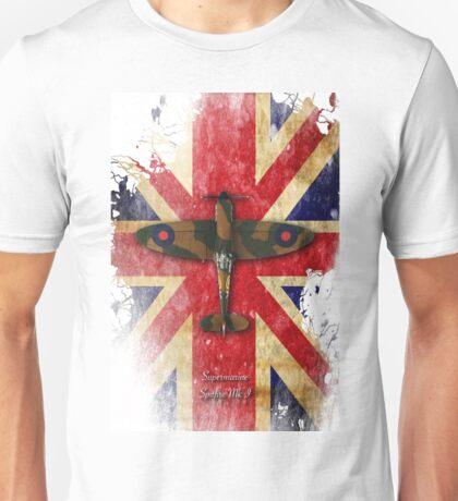 Supermarine Spitfire Mk.I Unisex T-Shirt
