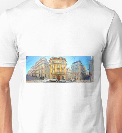 Chiado. Lisbon Unisex T-Shirt