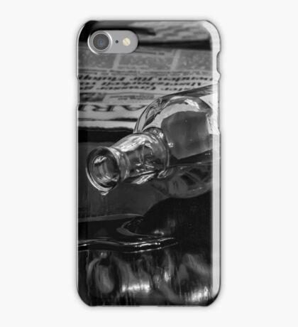 Mishap iPhone Case/Skin