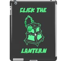 Click the Lantern Thresh iPad Case/Skin