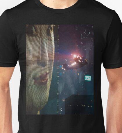 BLADE RUNNER - CLASSIC SKYLINE SCENE Unisex T-Shirt