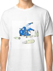 DrunkOnNaturalGas Classic T-Shirt