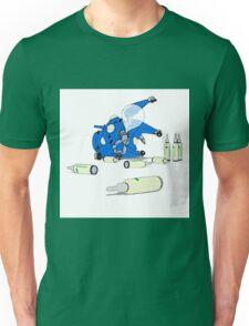 DrunkOnNaturalGas Unisex T-Shirt