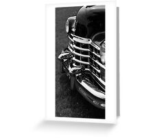 Classic Caddy Phone Case Greeting Card