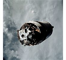 The Lunar Module Spider of the Apollo 9 mission. Photographic Print