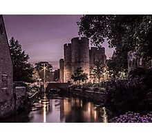 Westgate Towers Canterbury  Photographic Print