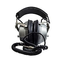 Old style headphone Photographic Print