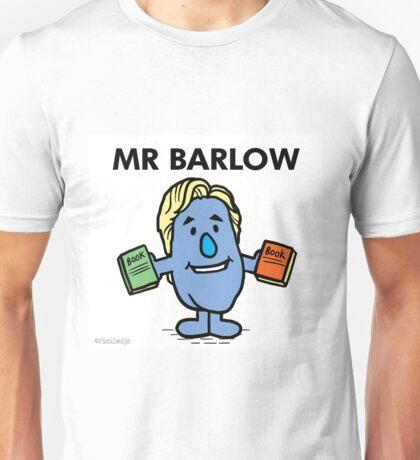 Ken Barlow Mr Man from Coronation Street Unisex T-Shirt