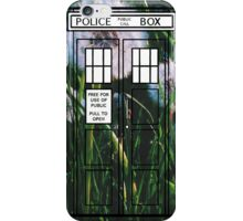 Dandelion TARDIS iPhone Case/Skin