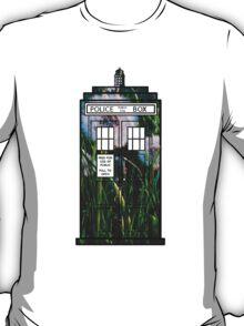 Dandelion TARDIS T-Shirt
