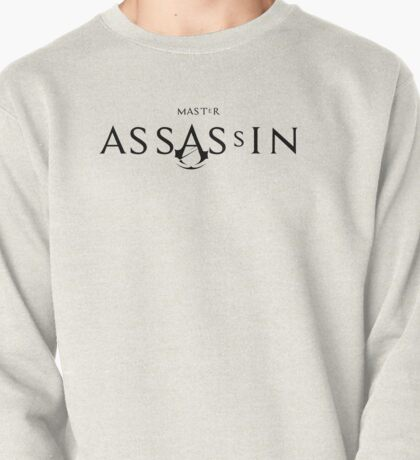 Master Assassin Pullover