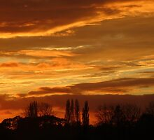 Edge of the Sunset by Adam Wain