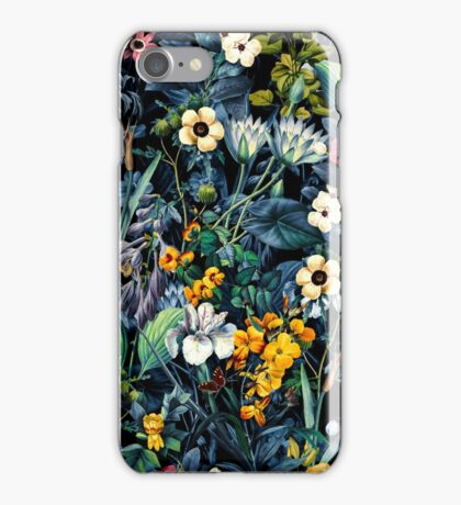 Exotic Garden iPhone Case/Skin