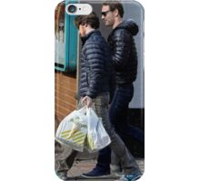 cherik mutant husbands iPhone Case/Skin