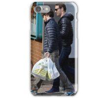 cherik mutant husbands iPhone Case/Skin