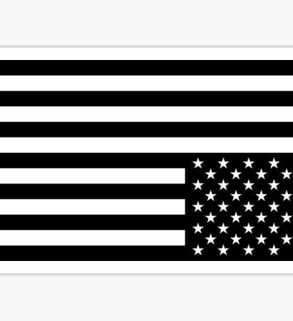 UNITED BLACK STATES Sticker