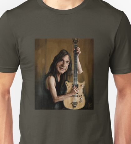Malcolm Young Unisex T-Shirt