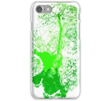 Green Trees iPhone Case/Skin