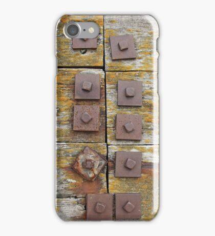 Ten Bolts iPhone Case/Skin