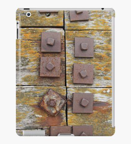 Ten Bolts iPad Case/Skin