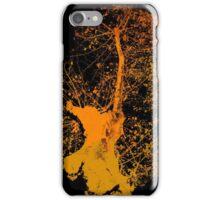 Trees in Autumn iPhone Case/Skin