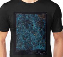 USGS TOPO Map California CA Mt Lyell 299490 1901 125000 geo Inverted Unisex T-Shirt