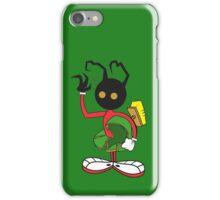 Martian Heartless iPhone Case/Skin