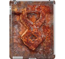 Rust 5 iPad Case/Skin
