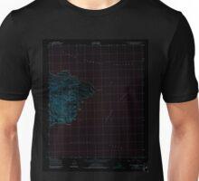 USGS TOPO Map California CA Santa Cruz Island D 295076 1943 24000 geo Inverted Unisex T-Shirt
