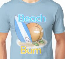 'What Bum Is That' - Beach Bum Unisex T-Shirt
